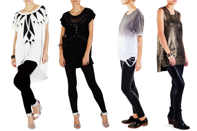 How to wear oversize tees and tunics   Her World Singapo
