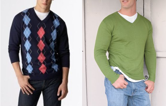 The Dos and Don'ts of Wearing a V-Neck Sweater | The Art of Manline