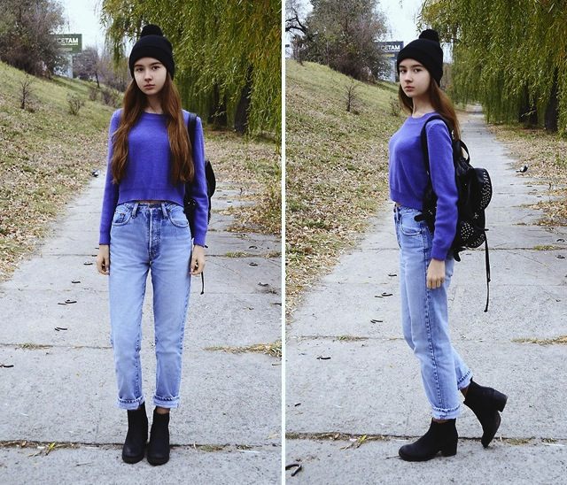 The Vintage Mom Jeans Fit Trend | The Jeans Bl