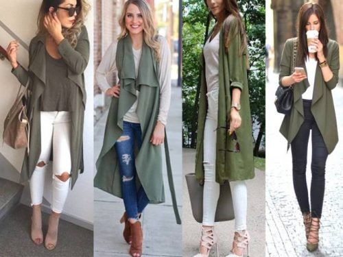 How to wear long cardigans | Waterfall cardigan outfits, Cardigan .