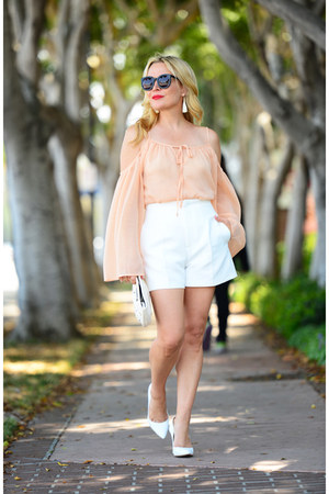 High-Waisted Shorts - How to Wear and Where to Buy | Chictop