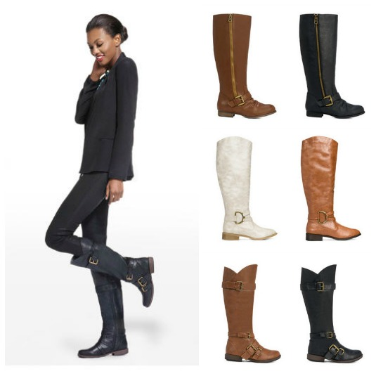 Wide Calf Boots Have Officially Arrived at JustF