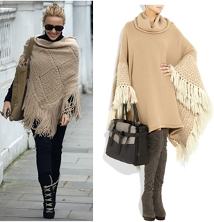 How to Wear Poncho - Your All Year Guide to Styling Ponchos Like a .