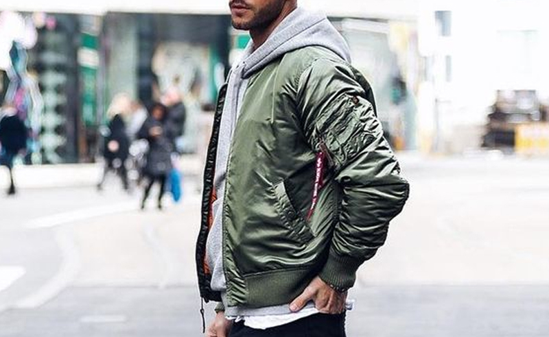 10 Ways To Rock A Zip Up Hoodie And Still Look Cool - Society