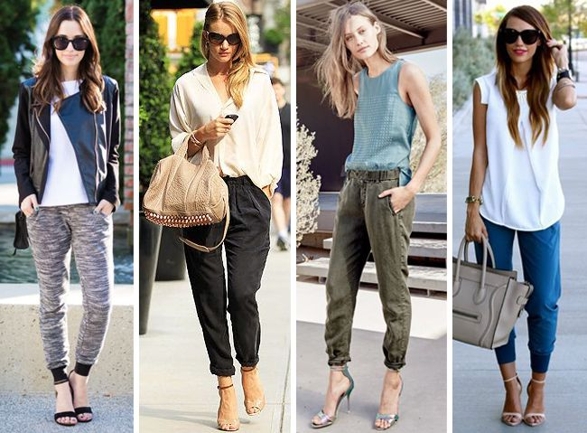 How-To-Wear-Jogger-Pants_zpsm1e3tsvr.jpg (650×479) | How to wear .