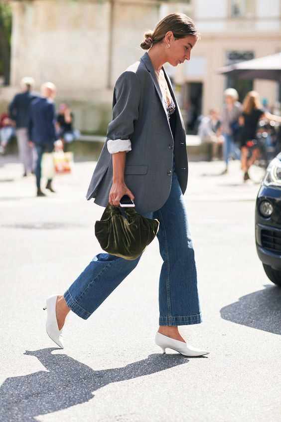 How to Wear Kitten Heel Pumps: Best 13 Ladylike Outfit Ideas for .