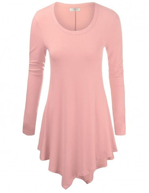Ladies Tunics to wear with Leggings - New Fashion Style | Long .