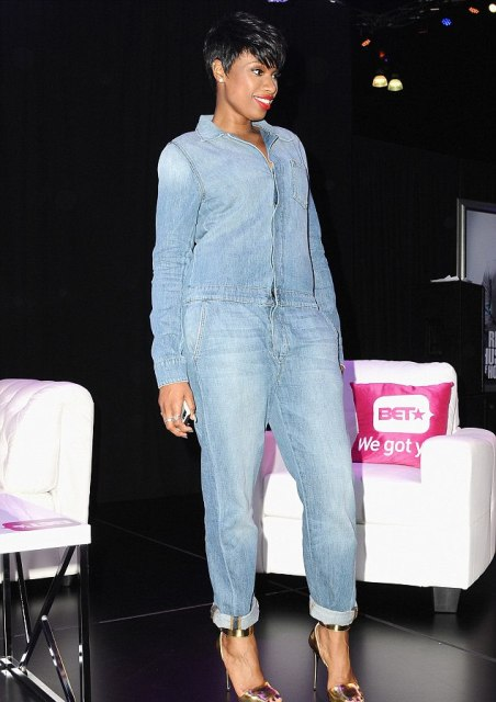 24 Ideas To Wear Jumpsuits In The Fall - Styleohol