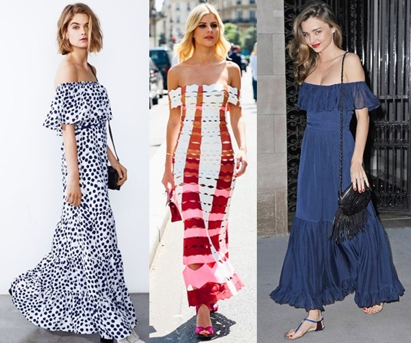 How to Style Off the Shoulder for Different Occasions (Part 1 .