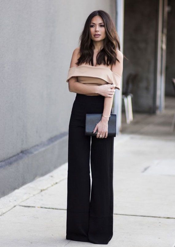 55 Stylish Ways to Wear Off-The-Shoulder Tops | Fashion, Street .