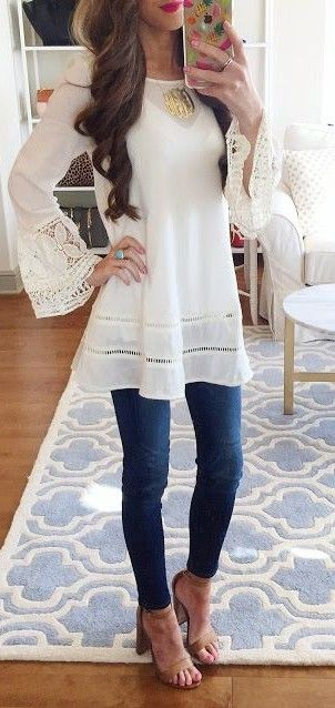 60 Trendy Spring Summer Outfit Ideas For All Everyday Styles .