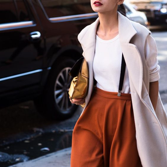 How to Wear: Suspender Pants, Shorts & Skirts Outfit Ideas - FMag.c