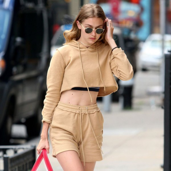 Best 15 Sweatpant Shorts Outfit Ideas: Style Guide for Ladies .