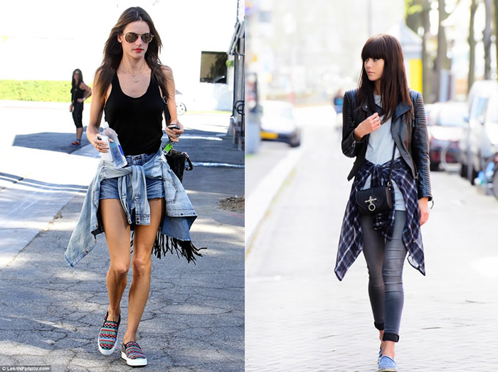 15 Best Tied-Around-Waist Outfit Ideas for Women - FMag.c