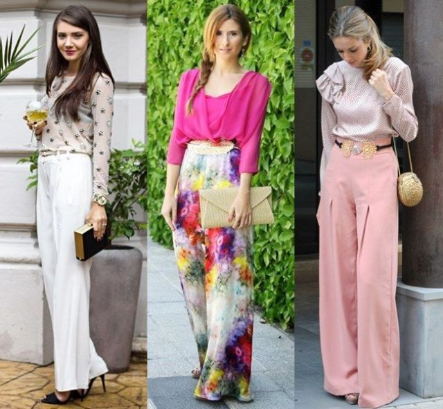Pants ideas wedding guest