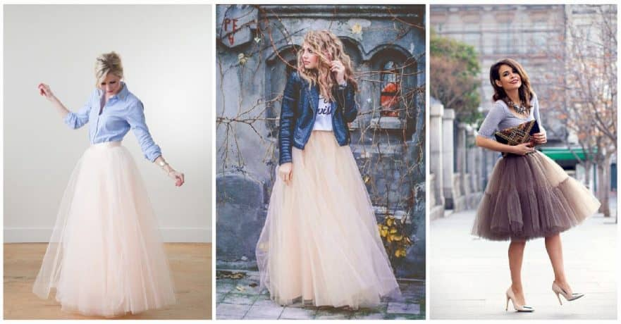 31 Tulle Skirt Outfit Ideas You'll Lo