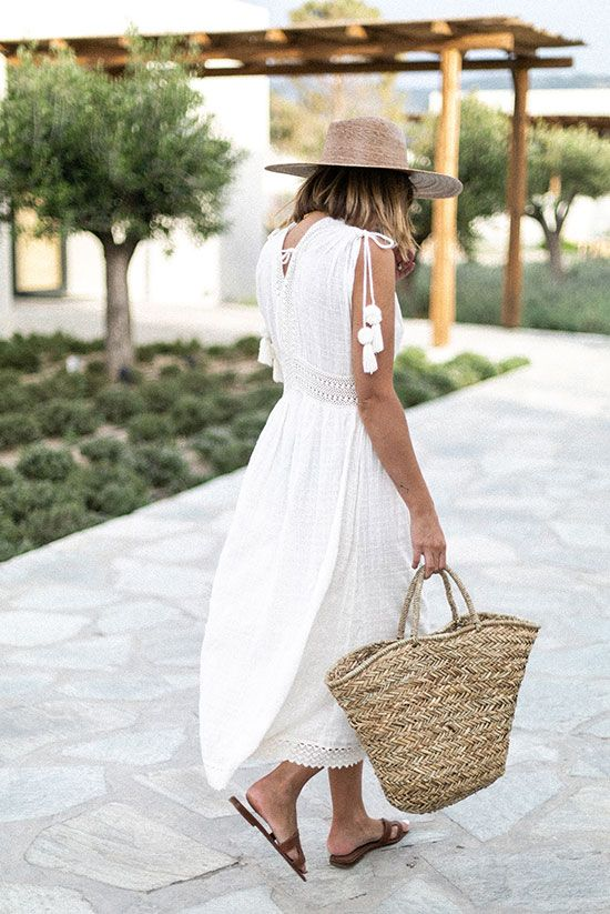 What To Wear In A Heat Wave - 20 Ultra-Chic Looks | Be Daze Live .