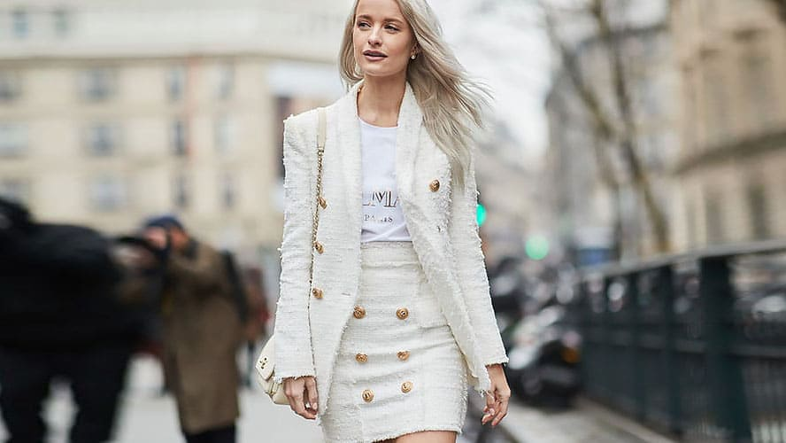 Stylish & Chic All White Outfit Ideas You'll Love - The Trend Spott