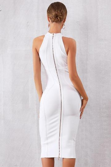 White Tank Dress Outfit Ideas – kadininmodasi.org in 2020 | Best .