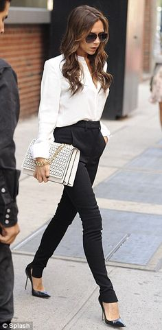 40+ Best White blouse outfit images   how to wear, my style, fashi