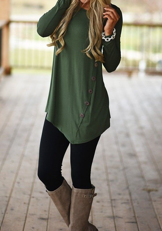 24 Casual Leggings Outfit Ideas You'll Look Awesome In | Cute .