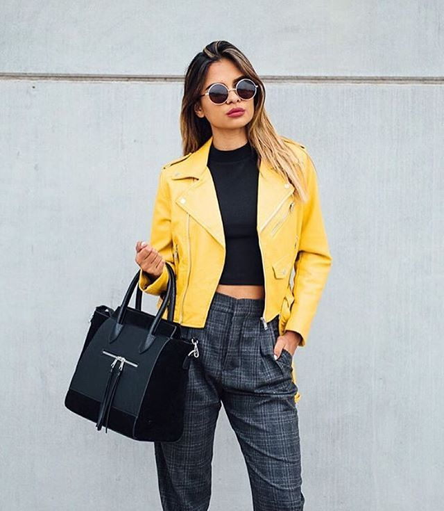 """The.fashionistas.diary ❤️ on Instagram: """"#musthave Yellow ."""