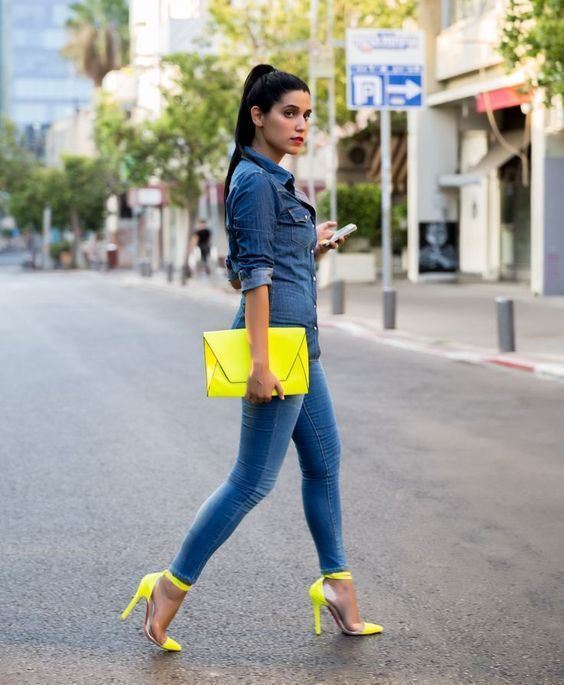 40 How to Wear Neon Shoes Ideas 1 | Neon shoes, Neon outfits .