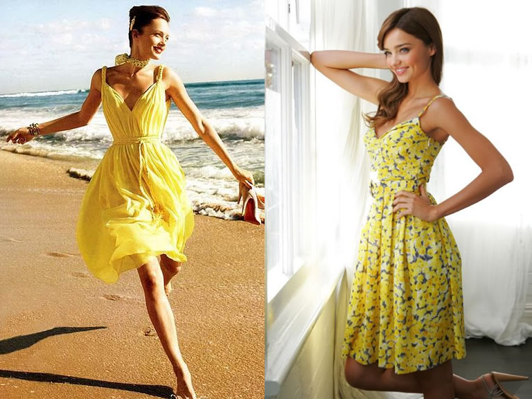8 Best Yellow Sundress Outfit Ideas - FMag.c