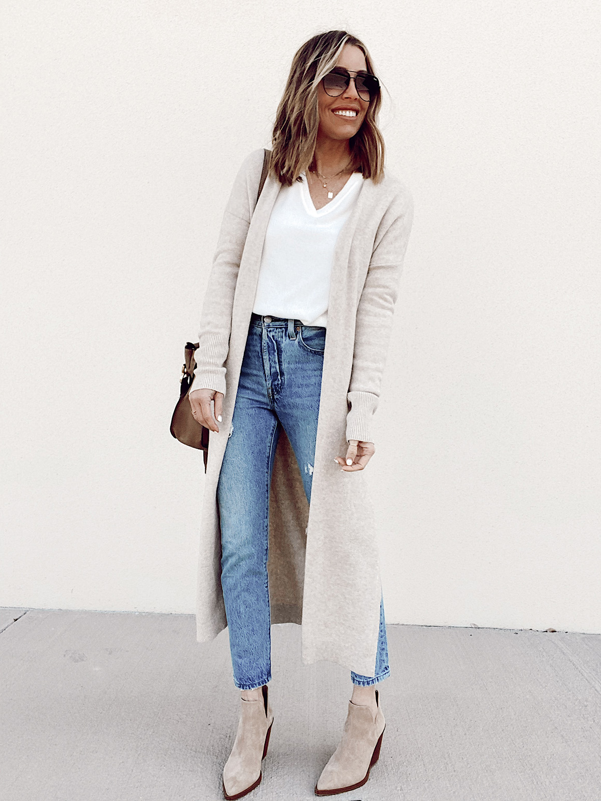 Best Ways Wear Long Cardigan Sweater