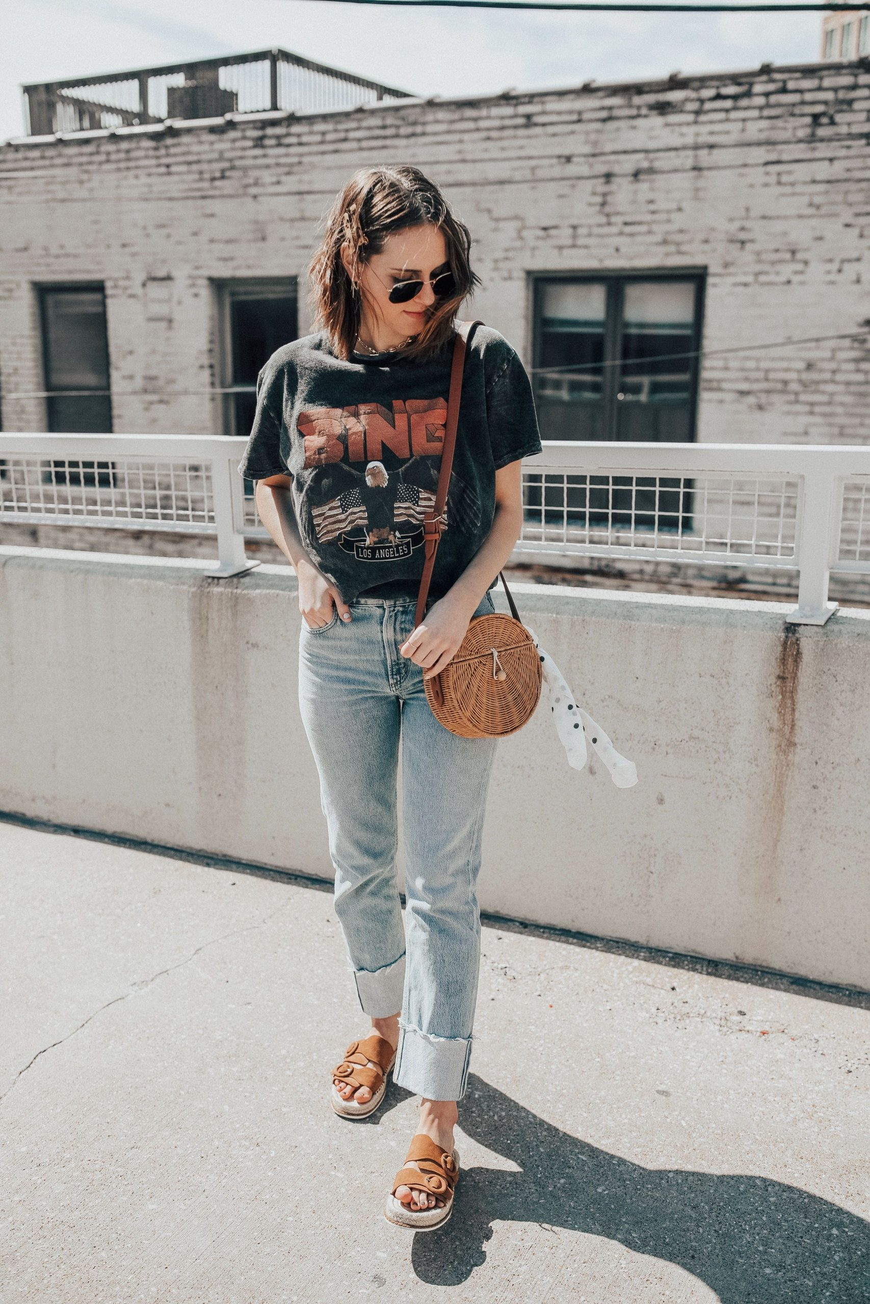 Cool Graphic Tee Outfit Ideas