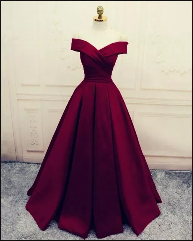 Evening Gown Dress Outfit Ideas