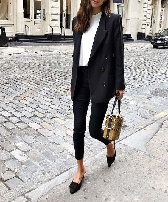 Evening Jacket Outfit Ideas