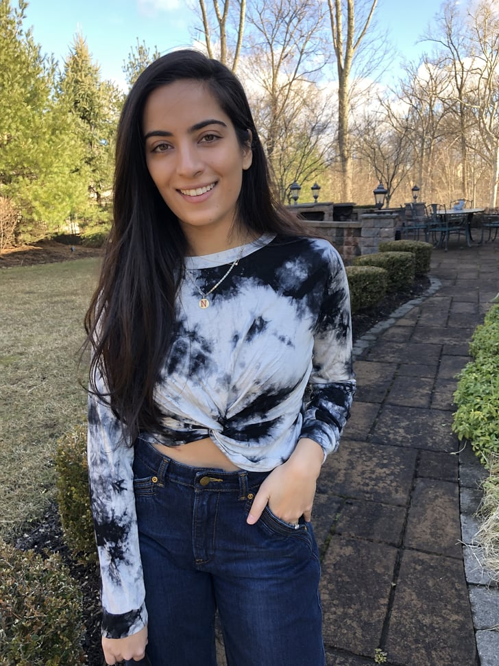 How To Style Black Tie Dye Shirt