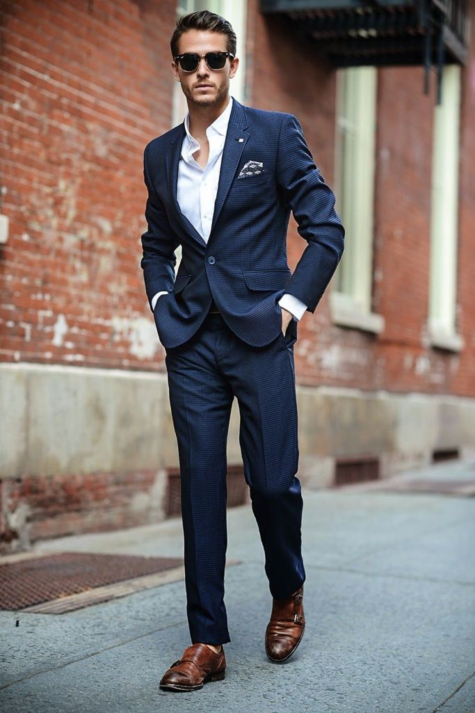 How To Style Brown Dress Shoes