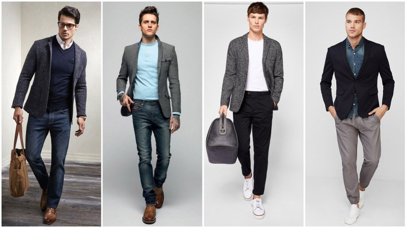 How To Style Casual Blazer