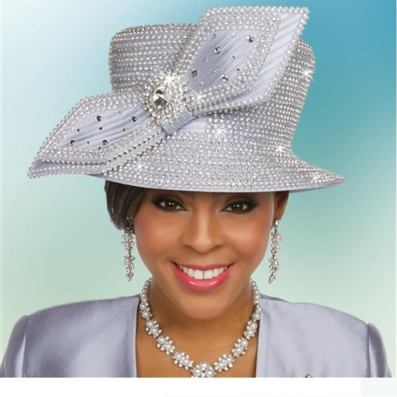 How To Style Church Hat