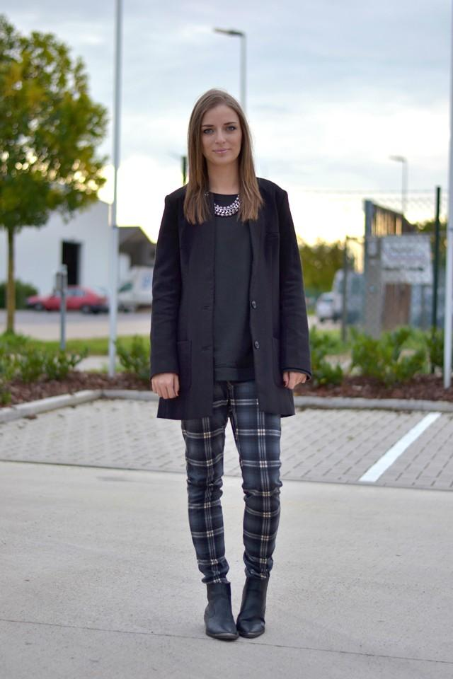 How To Style Flannel Pants