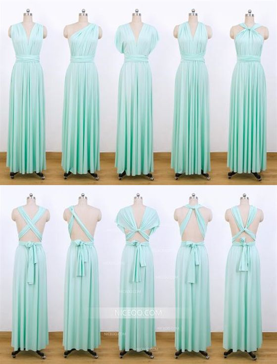 How To Style Mint Green Bridesmaid Dress
