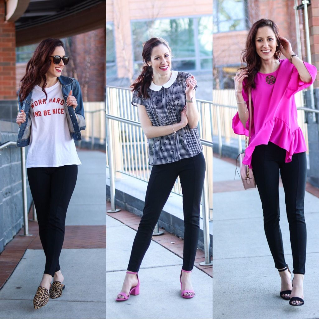 How To Style Ponte Pants