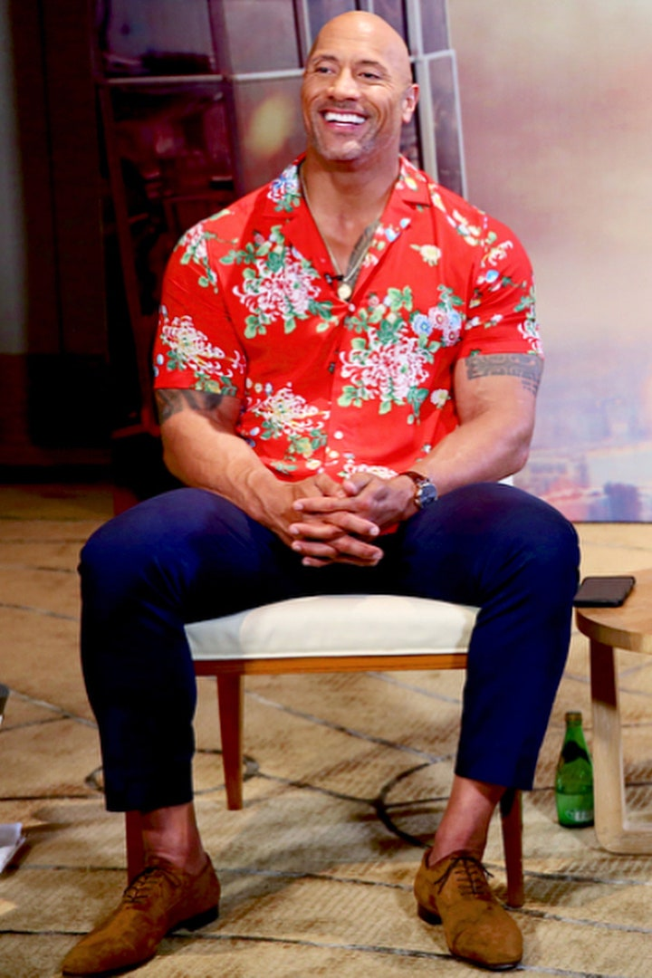 How To Style Red Hawaiian Shirt