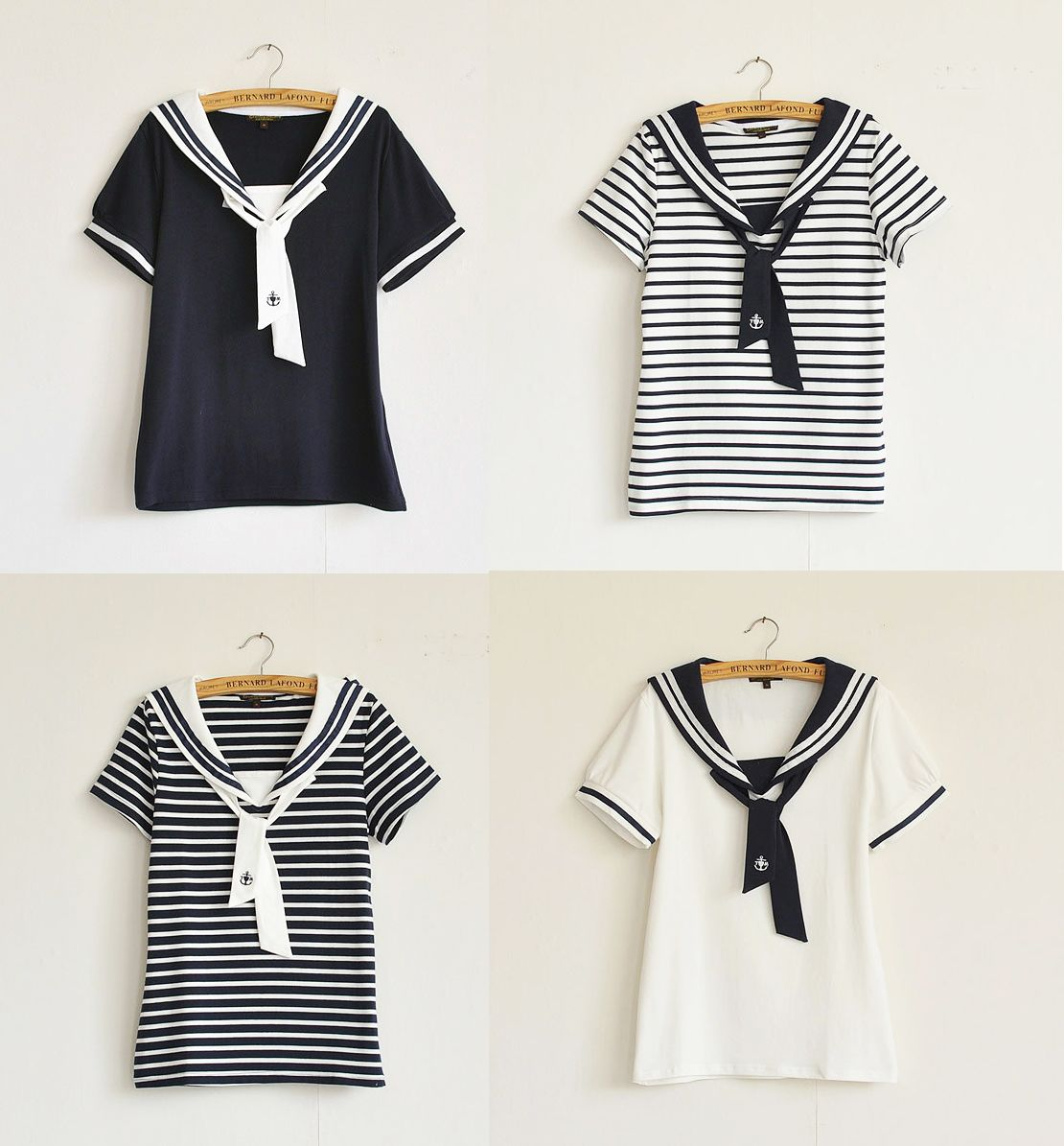How To Style Sailor Shirt
