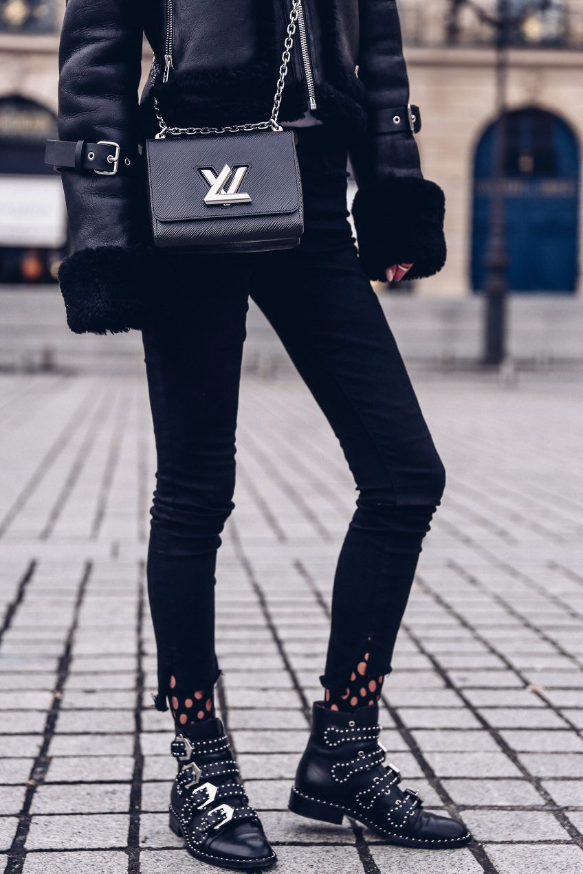 How To Style Studded Booties