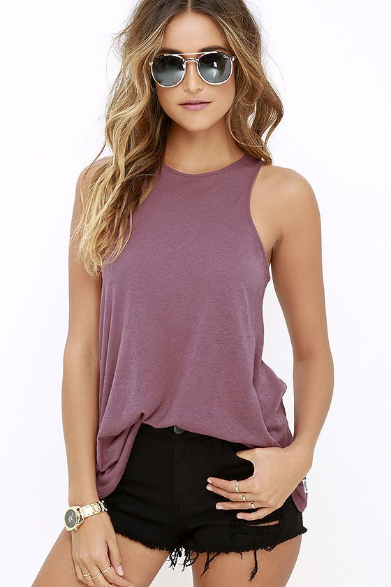 How To Style Tunic Tank Top