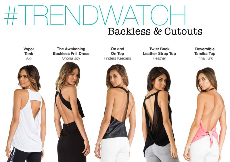 How To Wear Backless Top