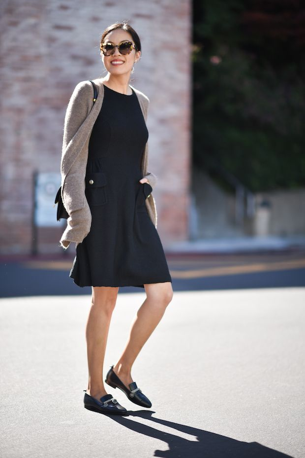 How To Wear Black Loafers