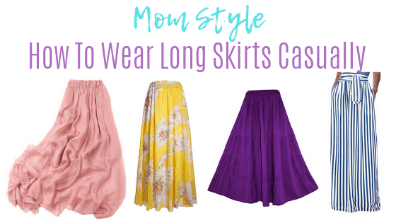 How To Wear Cotton Skirt