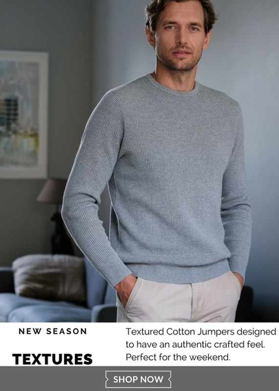 How To Wear Crew Neck Sweater
