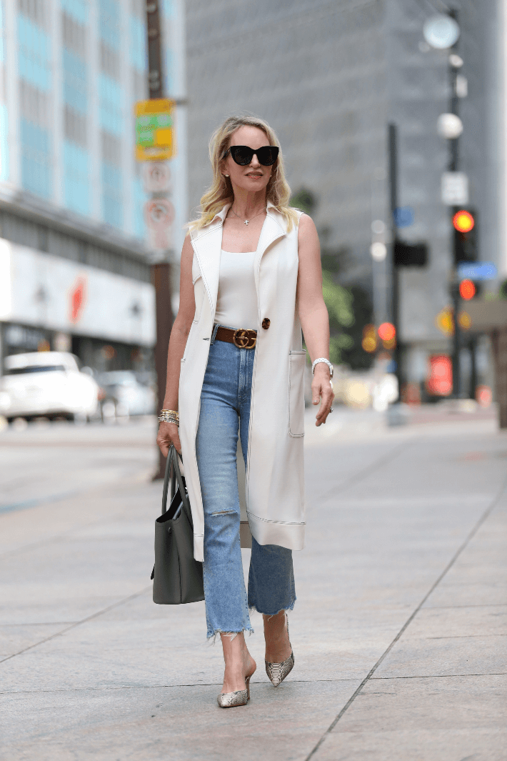 How To Wear Cut Up Jeans