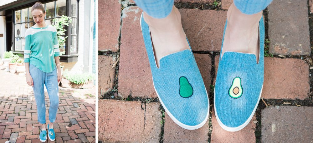 How To Wear Denim Shoes