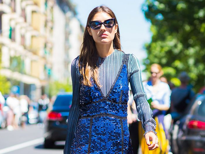 How To Wear Embellished Dress